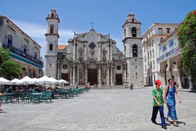 VIAJES GRUPALES A CUBA DESDE ROSARIO - Cayo Santa Maria  / Guamá / La Habana / Santa Clara / Varadero /  - Buteler en La Habana