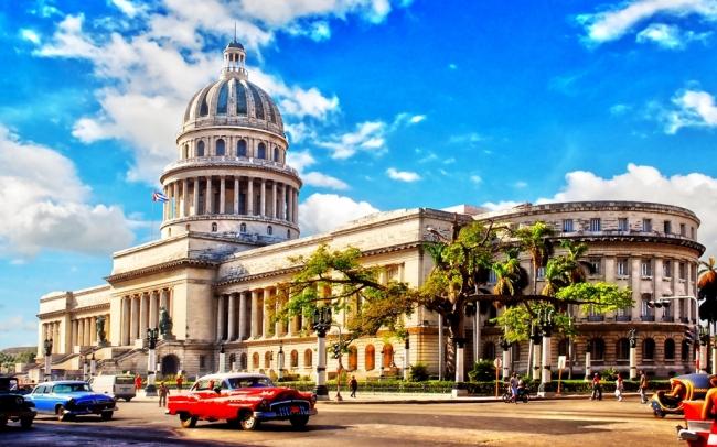 VIAJES GRUPALES A LOS PUEBLOS Y PLAYAS DE CUBA DESDE ARGENTINA - Buteler en La Habana