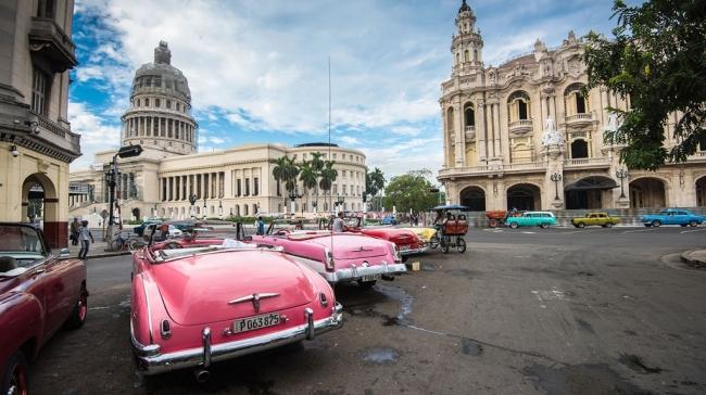 VIAJE GRUPAL A TODO CUBA DESDE ARGENTINA - Cayo Los Ensenachos / Cienfuegos / La Habana / Santa Clara / Trinidad / Varadero /  - Buteler en La Habana