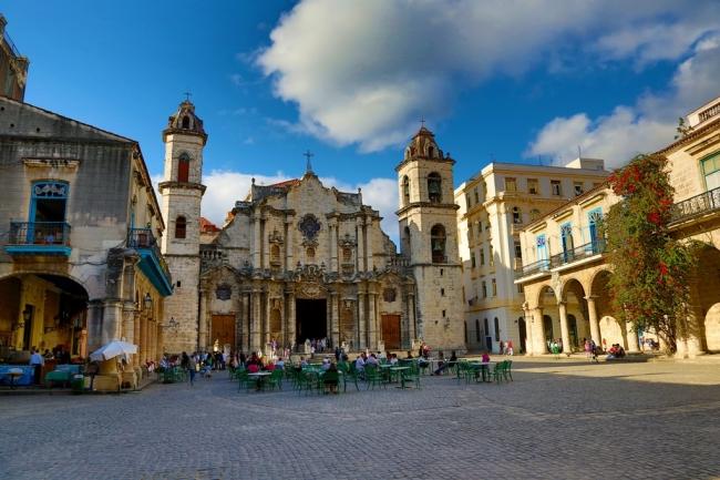SALIDAS GRUPALES A CUBA DESDE CORDOBA Y BUENOS AIRES - Buteler en La Habana