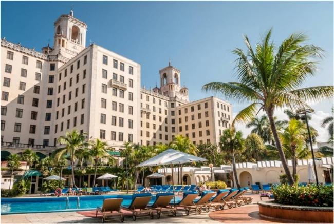Hotel Nacional de Cuba - Buteler en La Habana